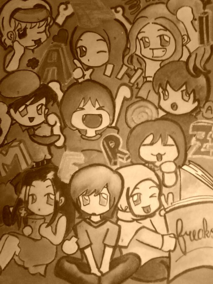 Animerz by Dii (my sweet 17th surprise!)